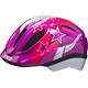 KED Meggy II Helmet Kids Violet Stars